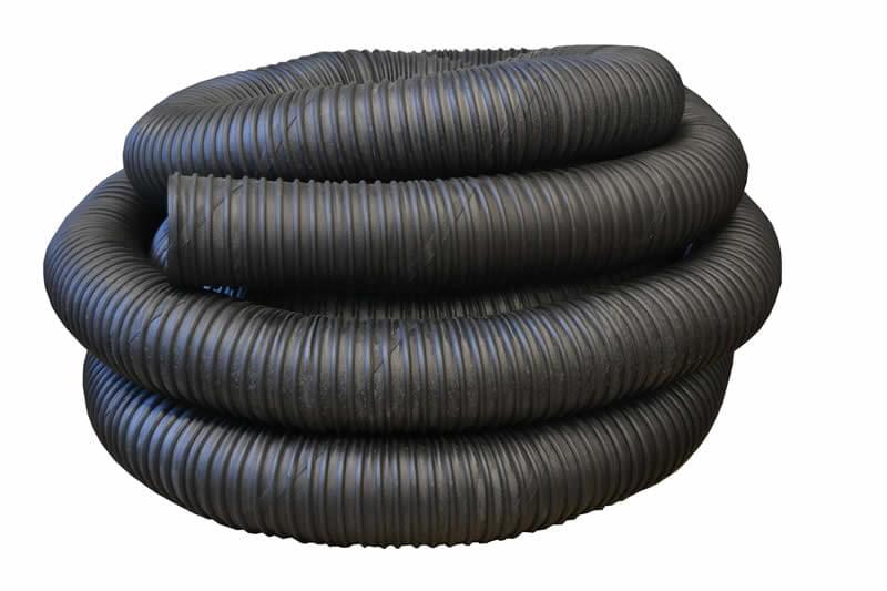 Tubo flessibile in gomma armata gt2 for Tubo di scarico pex
